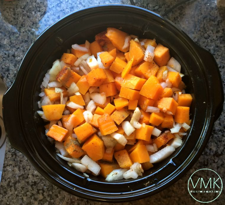 butternut squash ingredients