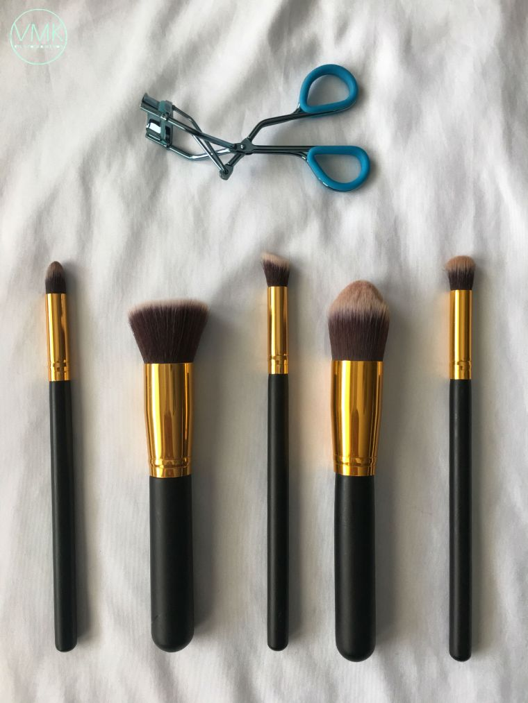 basic kit brushes